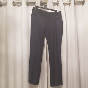 The limited navy dress pants